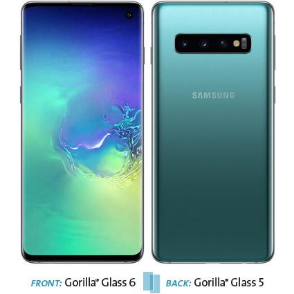 samsung galacy s10 gorilla glass